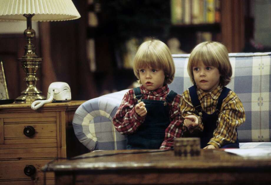 Jesse and Becky's twin boys, Nicky and Alex, were played by mop-topped twins Dylan and Blake Tuomy-Wilhoit. Photo: ABC Photo Archives, Getty / 2010 American Broadcasting Companies, Inc.