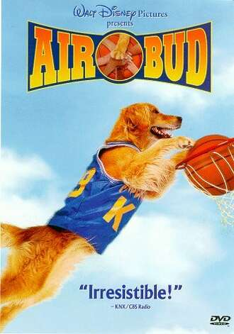 """Air Bud"" - After his father dies, Josh Framm (Kevin Zegers) adopts Buddy, an abandoned dog, just as the boy and his mother move to a new town. Too shy to play basketball, Josh instead manages the team but one night discovers that Buddy can sink hoops. Soon, Buddy's skills inspire the team, helping take them all the way to the championships in director Charles Martin Smith's family comedy that tackles loneliness, hope, wonder -- and a most unusual pet. Available Aug. 1 Photo: Getty"