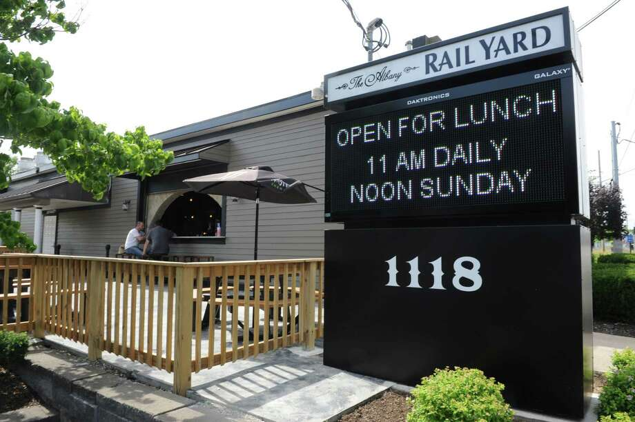 Albany Rail Yard, 1118 Central Ave., Colonie. Photo: Lori Van Buren / 10023134A