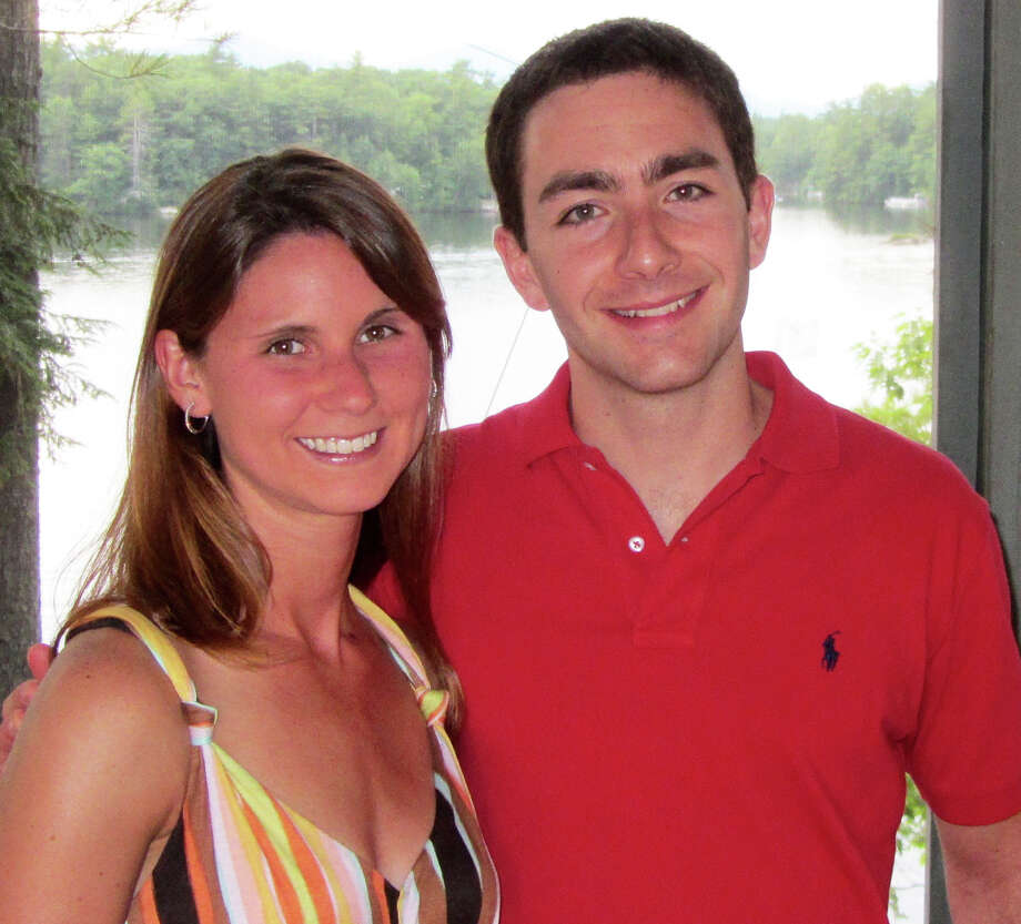 Andrew Abramson, son of Mr. and Mrs. Ray Abramson of Westport, is engaged to Amanda O'Rourke, daughter of Daniel and Robbie O'Rourke of Marietta, Ga. Photo: Contributed Photo / Westport News contributed