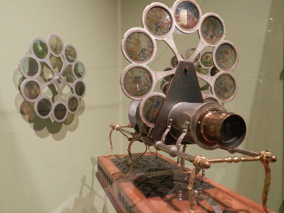 """The Witte Museum is currently displaying """"The World Through Magic Lanterns."""" Courrtesy Witte Museum"""