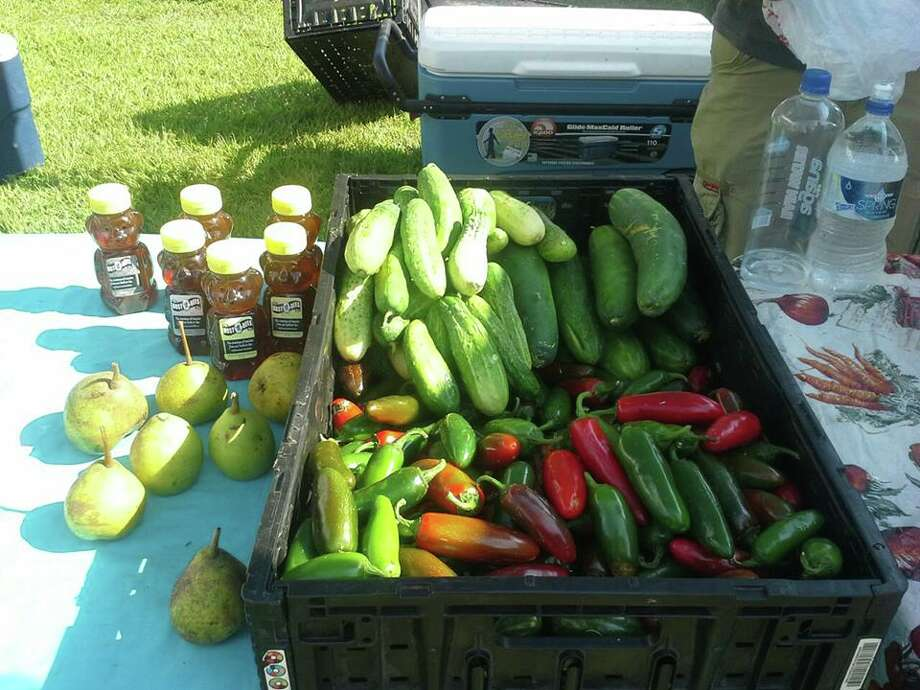 Pearland Old Townsite Farmers Market will take place at Zychlinski Park on Aug. 10. Photo: Provided By Pearland Old Townsite Farmers Market