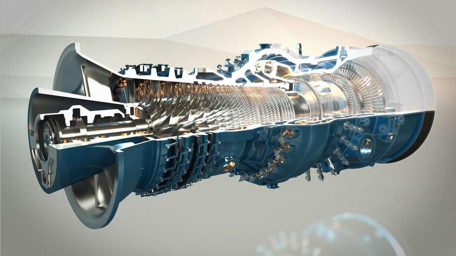 An Alstom GT24/GT26 gas turbine. Photo: Alstom