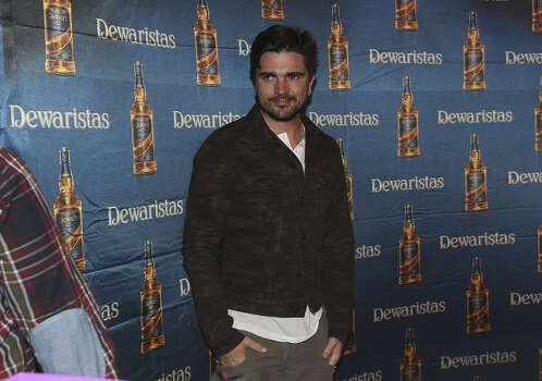 The battle of the bands contest in San Antonio was judged by Latin rock star Juanes.