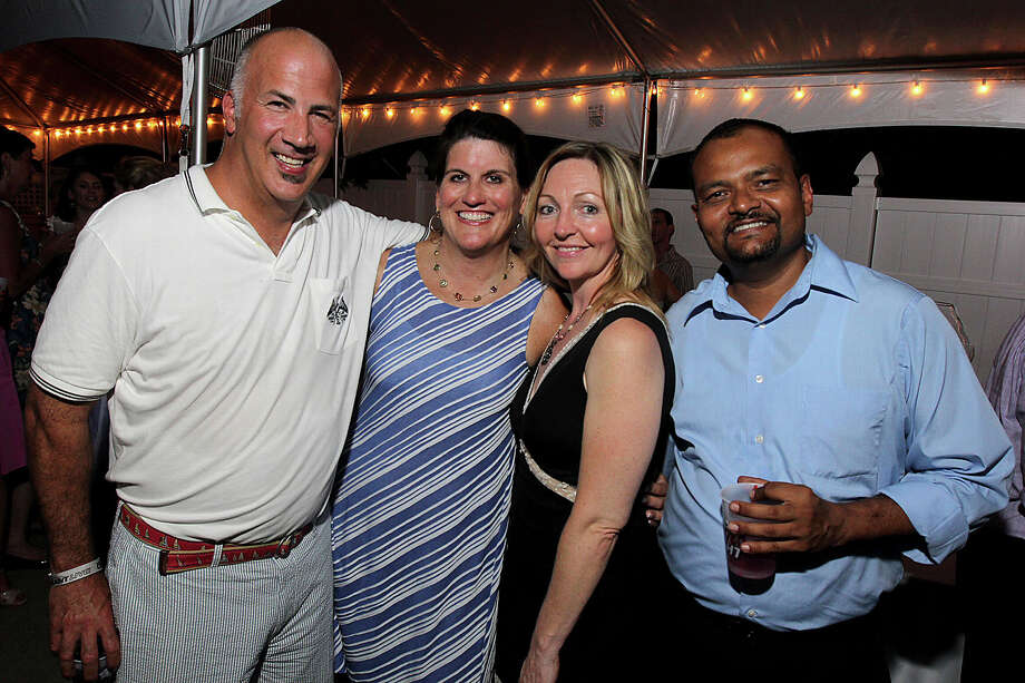Were you Seen at the 20th Annual Marini Builders Siro's Cup to benefit the Center for Disability Services at Siro's in Saratoga Springs on Thursday, July 18, 2013? Photo: Joe Putrock/Special To The Times Union