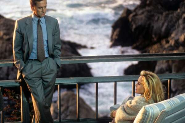 'Basic Instinct' was shot around the Bay Area, including Carmel, Oakland and Pacific Heights and the bar Tosca in S.F.