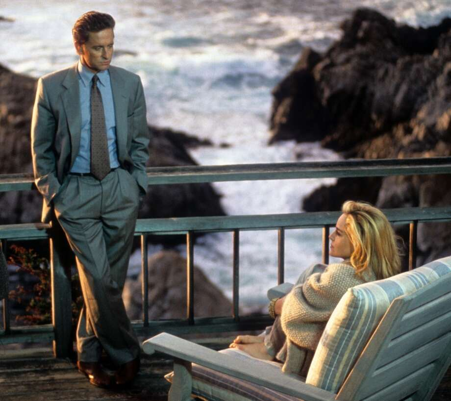 'Basic Instinct' was shot around the Bay Area, including Carmel, Oakland and Pacific Heights and the bar Tosca in S.F. Photo: Columbia TriStar, Getty Images