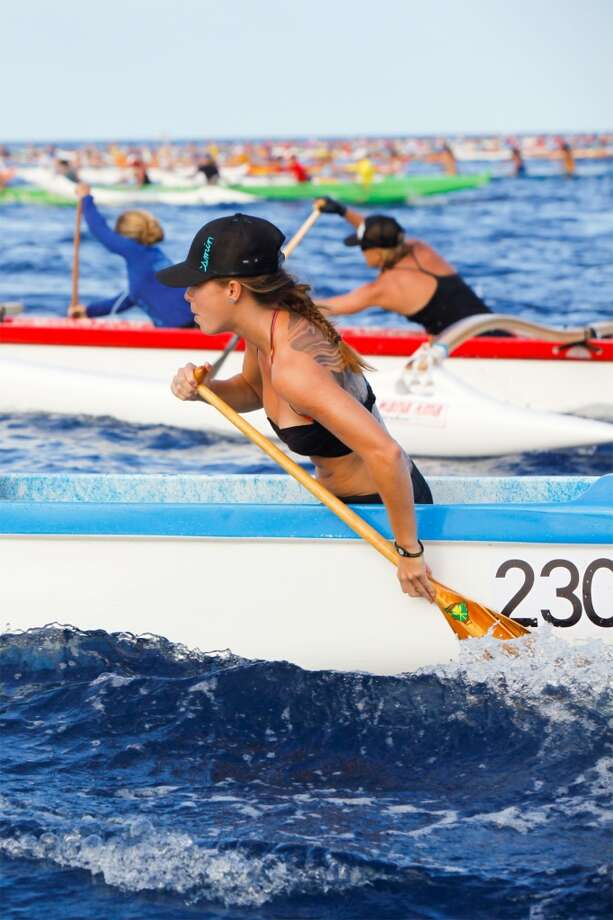 Women have been part of the Queen Liliʻuokalani Races since 1974. Before then, women's competition in outrigger canoes was limited to short courses.
