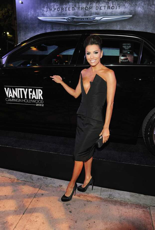 HOLLYWOOD, CA - FEBRUARY 23:  Actress Eva Longoria attends the Vanity Fair and Chrysler celebration of The Eva Longoria Foundation hosted by Eva Longoria on Thursday, February 23 at Beso Hollywood. Photo: Craig Barritt, Getty Images For VF / 2012 Getty Images