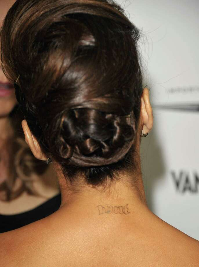 HOLLYWOOD, CA - FEBRUARY 23:  Actress Eva Longoria (hair detail) attends the Vanity Fair and Chrysler celebration of The Eva Longoria Foundation hosted by Eva Longoria on Thursday, February 23 at Beso Hollywood. Photo: John Shearer, Getty Images For VF / 2012 Getty Images