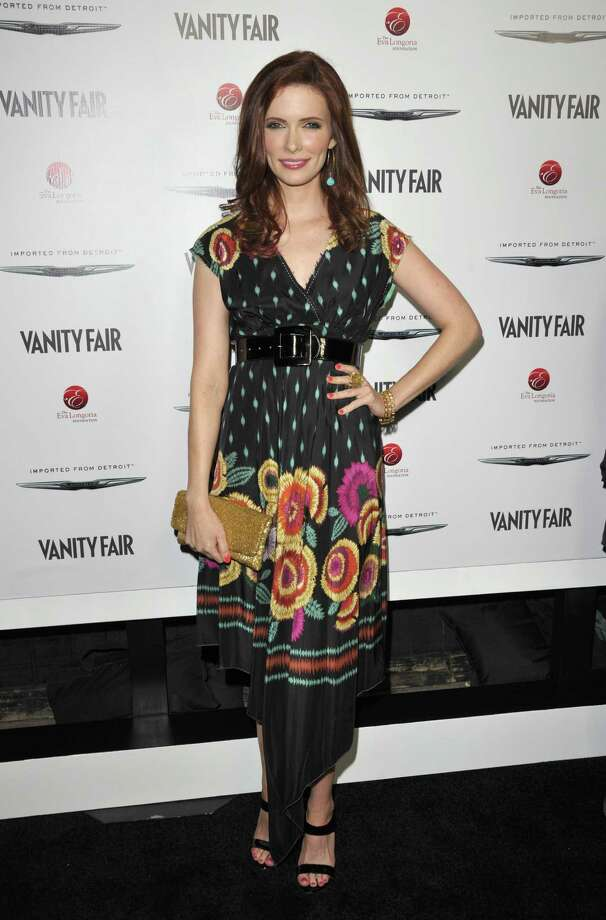 HOLLYWOOD, CA - FEBRUARY 23:  Actress Bitsie Tulloch attends the Vanity Fair and Chrysler celebration of The Eva Longoria Foundation hosted by Eva Longoria on Thursday, February 23 at Beso Hollywood. Photo: John Shearer, Getty Images For VF / 2012 Getty Images