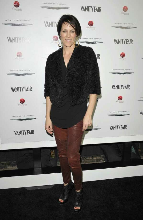 HOLLYWOOD, CA - FEBRUARY 23:  Actress Annabeth Gish attends the Vanity Fair and Chrysler celebration of The Eva Longoria Foundation hosted by Eva Longoria on Thursday, February 23 at Beso Hollywood. Photo: John Shearer, Getty Images For VF / 2012 Getty Images