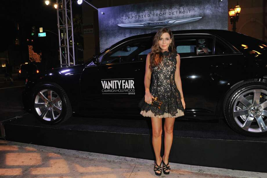 HOLLYWOOD, CA - FEBRUARY 23:  Actress Marisol Nichols attends the Vanity Fair and Chrysler celebration of The Eva Longoria Foundation hosted by Eva Longoria on Thursday, February 23 at Beso Hollywood. Photo: Craig Barritt, Getty Images For VF / 2012 Getty Images