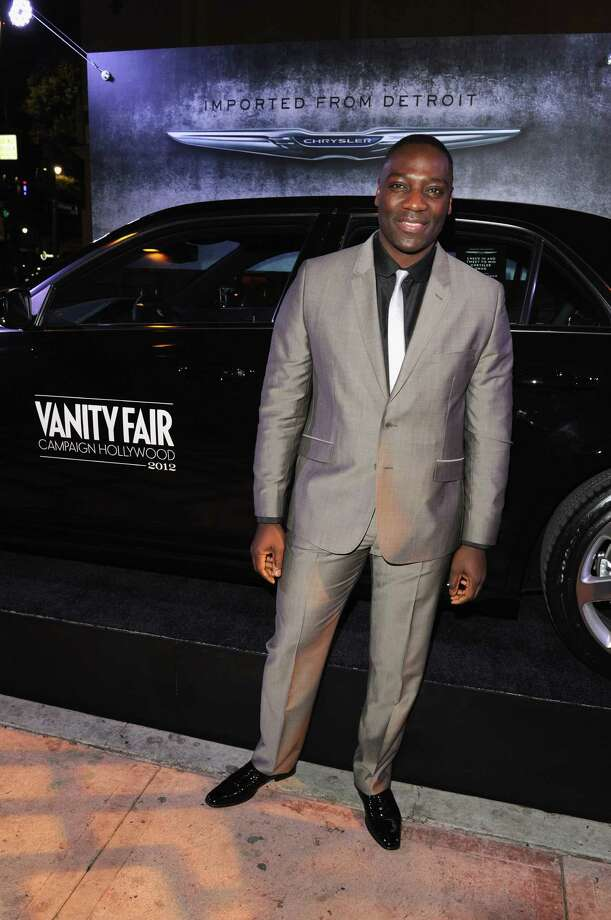 HOLLYWOOD, CA - FEBRUARY 23:  Actor Adewale Akinnuoye-Agbaje attends the Vanity Fair and Chrysler celebration of The Eva Longoria Foundation hosted by Eva Longoria on Thursday, February 23 at Beso Hollywood. Photo: Craig Barritt, Getty Images For VF / 2012 Getty Images