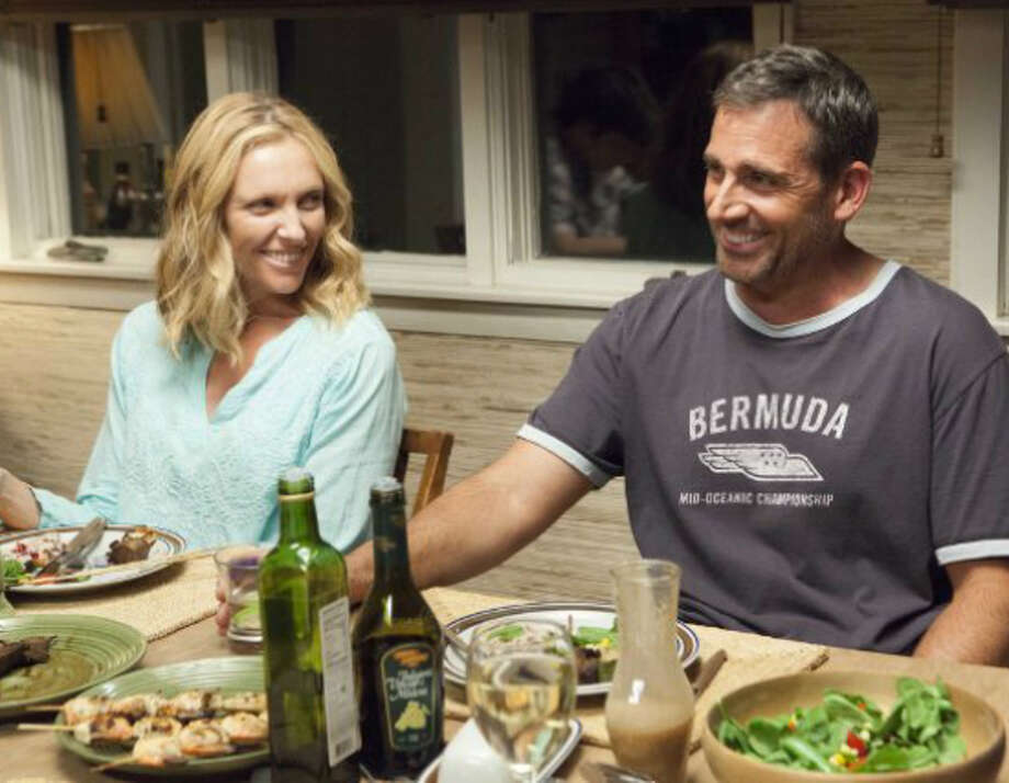 Steve Carell (with Toni Collette) in 'The Way, Way Back'