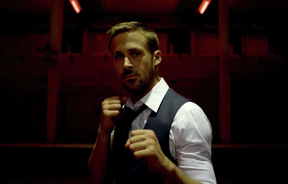 "This film publicity image released by Radius-TWC shows Ryan Gosling in a scene from ""Only God Forgives."" (AP Photo/Radius-TWC) Photo: HOEP / Radius-TWC"
