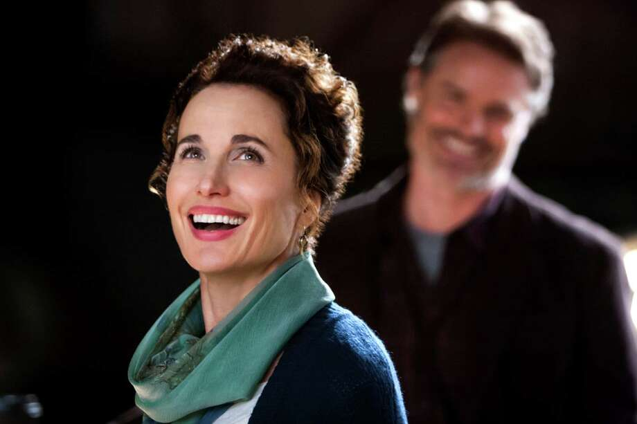 Andie MacDowell / © Crown Media United States, LLC