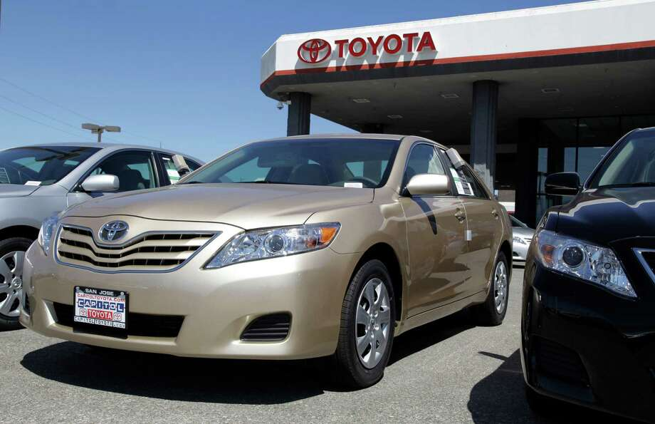 Model: 2012 Toyota Camry Photo: Paul Sakuma