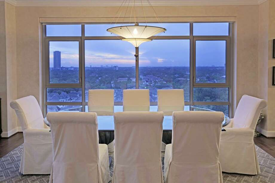 1100 Uptown Park Blvd 134 This $1.2 million home feature two bedrooms and two and half bathrooms in more than 2,700 square feet of living space.