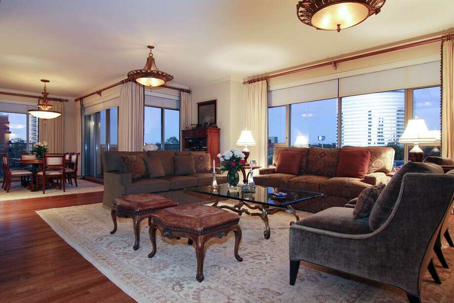 1100 Uptown Park Blvd 32This $1.8 million home feature three bedrooms and three and half bathrooms in more than 3,400 square feet of living space.