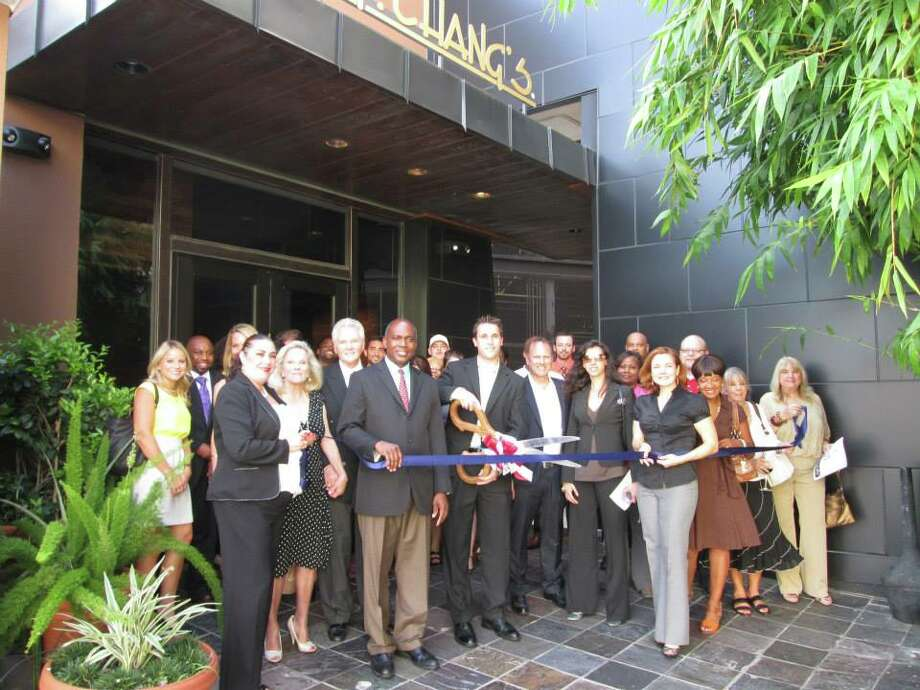 Galleria Chamber of Commerce held a ribbon cutting ceremony June 25, at P.F. Chang's China Bistro.