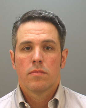 San Marcos police officer James Palermo who was arrested on charges of aggravated assault with serious bodily injury by a public servant, is seen in an undated booking mug provided Friday July 19, 2013 by the Hays County District Attorney's Office Photo: COURTESY / COURTESY OF THE HAYS COUNTY DISTRICT ATTORNEY'S OFFICE