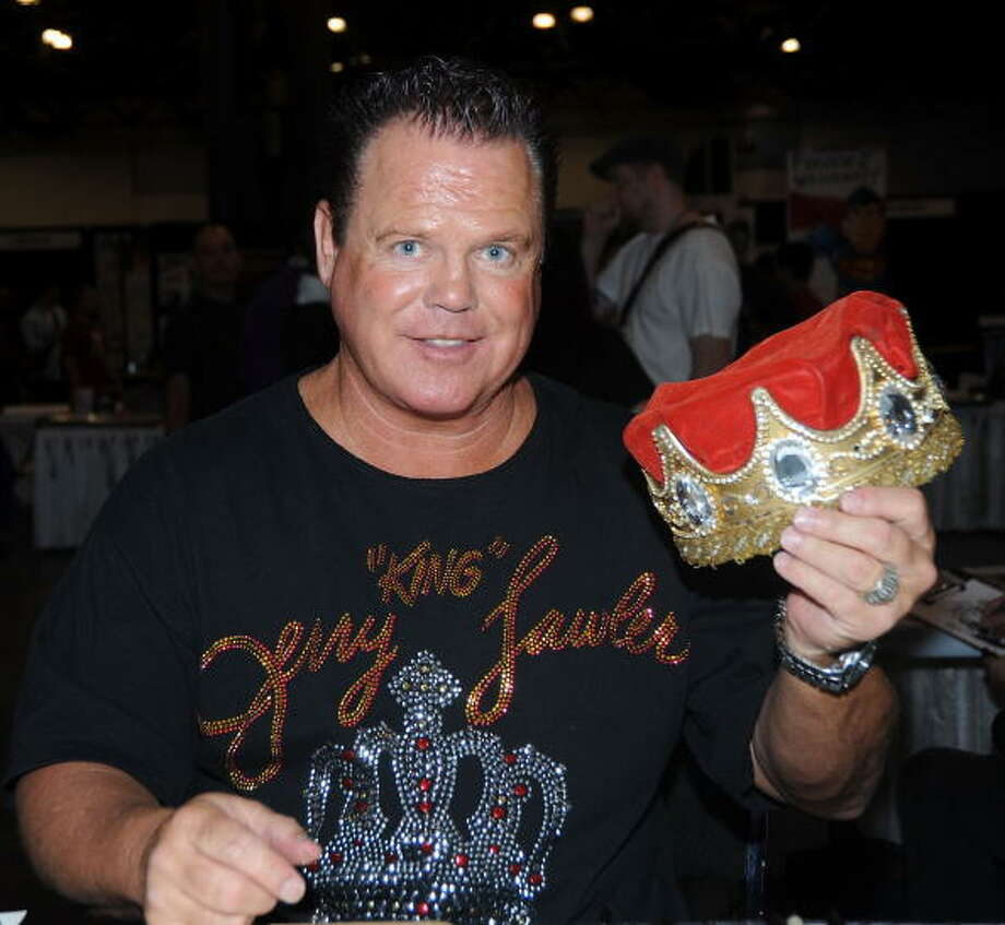 Jerry Lawler was charged with reckless endangerment in 1999. Photo: Bobby Bank, WireImage / 2010 Bobby Bank