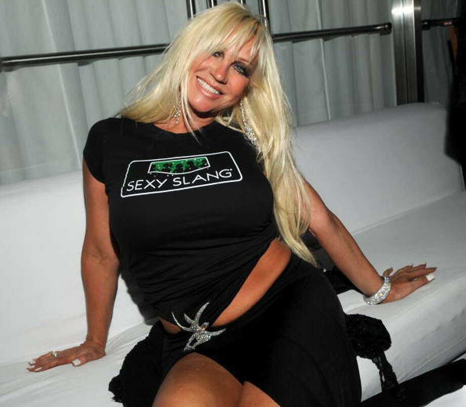 Linda Hogan, Hulk's ex-wife, was charged with DUI in 2012. Photo: Mark Sullivan, WireImage / 2010 WireImage