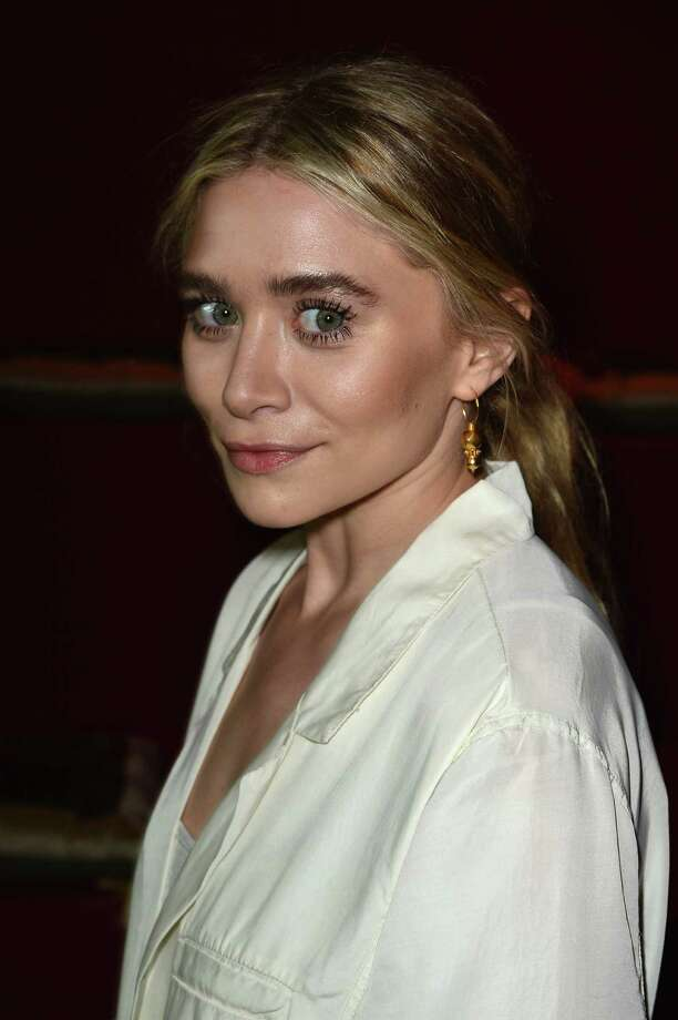 Ashley Olsen is a style icon, as well, known for her bold fashion choices. Photo: Dominique Charriau, Getty / 2013 Dominique Charriau