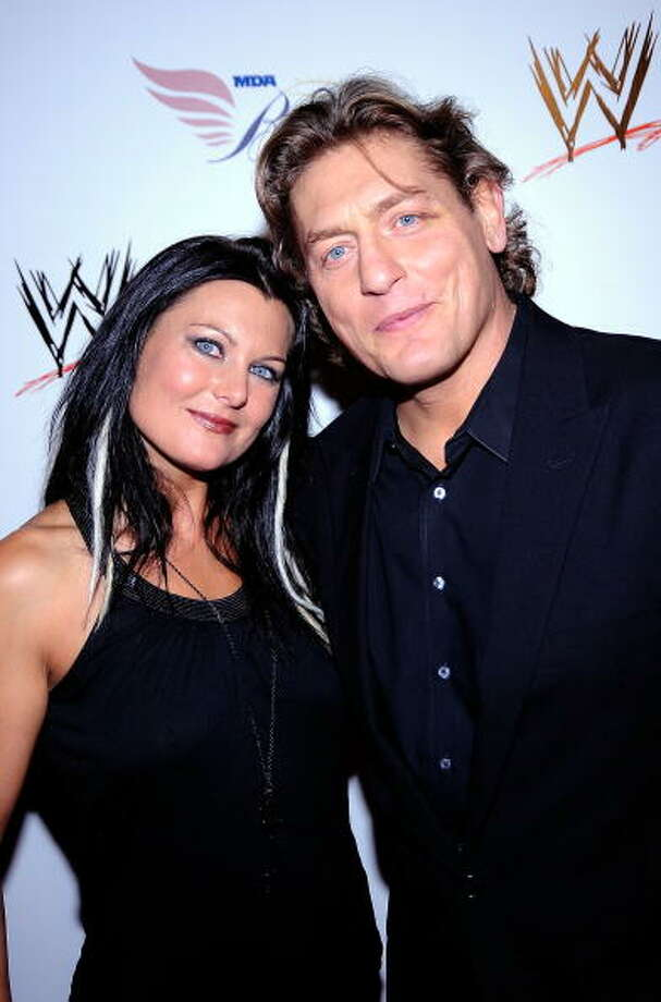 William Regal was charged with urinating on a flight attendant in 1997. Photo: Frazer Harrison, Getty Images / 2009 Getty Images
