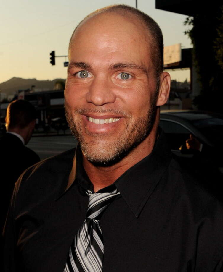 Kurt Angle was charged with DUI in 2011. Photo: Kevin Winter, Getty Images / 2011 Getty Images