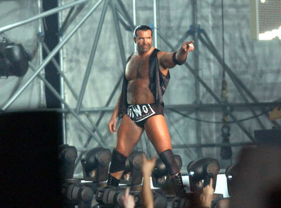Scott Hall was charged with resisting arrest in 2011. Photo: George Pimentel, WireImage / WireImage