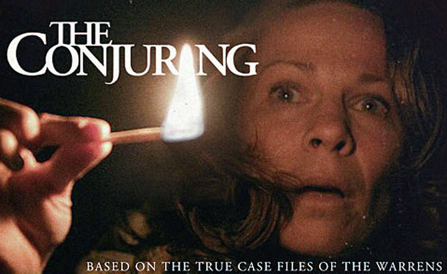 """The Conjuring,"" a new movie based on a case of Connecticut paranormal researchers Ed and Lorraine Warren, is playing in area theaters. Photo: Contributed Photo / Westport News contributed"