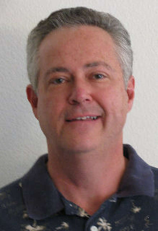 Robert Luedecke, M.D., lives in Helotes. Photo: Courtesy
