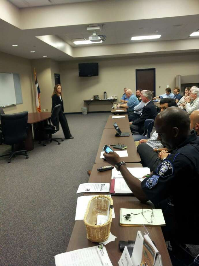 The Houston Northwest Chamber of Commerce has scheduled its Public Safety Forum for Thursday, Aug. 15.