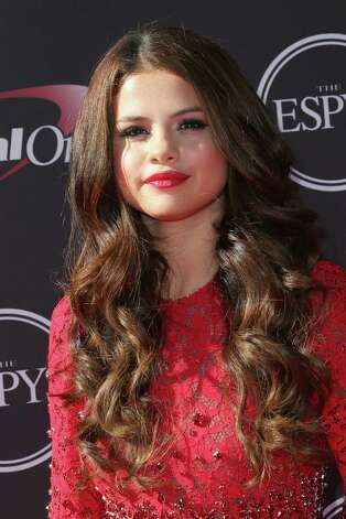 LOS ANGELES, CA - JULY 17:  Singer/Actress Selena Gomez attends The 2013 ESPY Awards at Nokia Theatre L.A. Live on July 17, 2013 in Los Angeles, California.  (Photo by Frederick M. Brown/Getty Images) Photo: Frederick M. Brown, Stringer / 2013 Getty Images