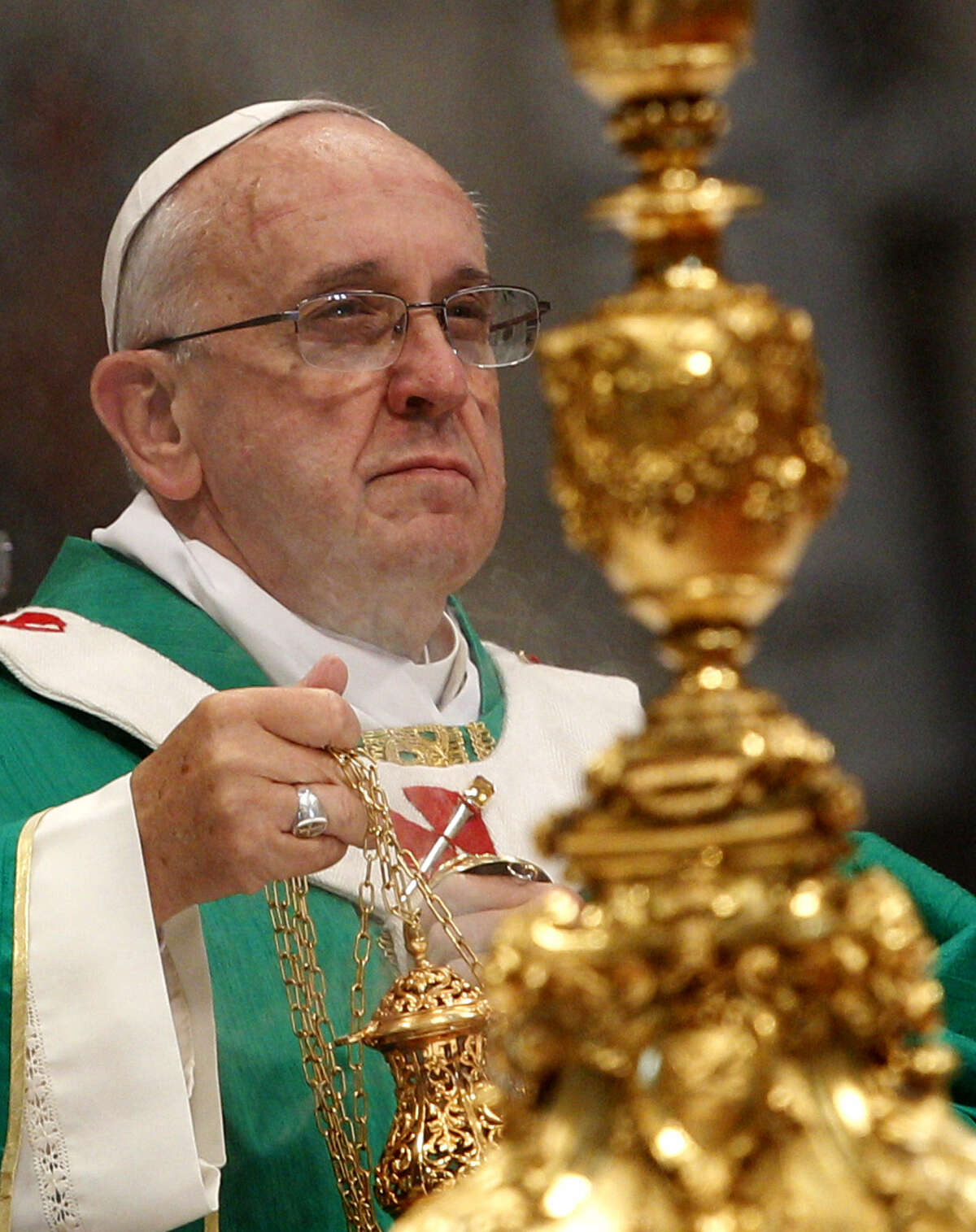 Pope Francis will tour Rio de Janeiro in an open-top car, shunning the bulletproof popemobile.