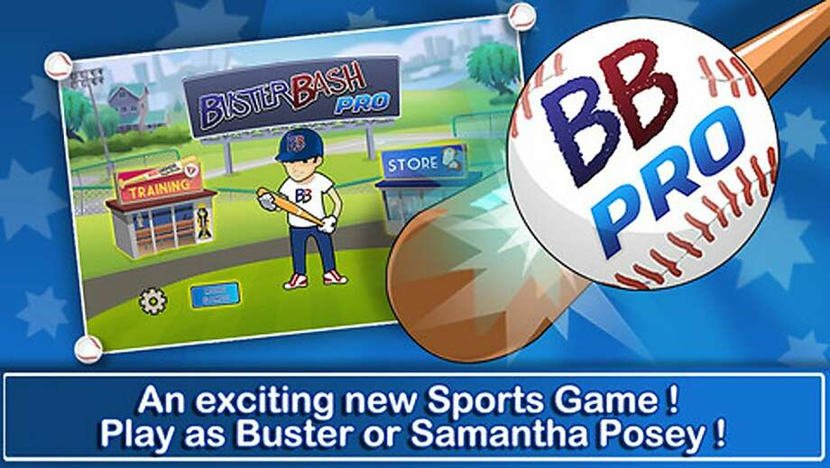 "BUSTER BASH PRO is the successor to the critically acclaimed, ""Buster Bash""! Just swipe your finger to hit the ball and watch as it collects coins, power ups and causes general mayhem in the destructible environments! Photo: Itunes"