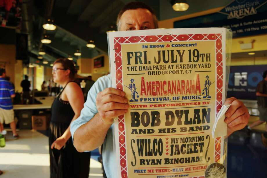Were you SEEN at the Bob Dylan 'Americanarama' tour as it swept through Bridgeport's Webster Bank Arena Friday evening? 7/19/2013 Photo: Todd Tracy/ Hearst Connecticut Media Group