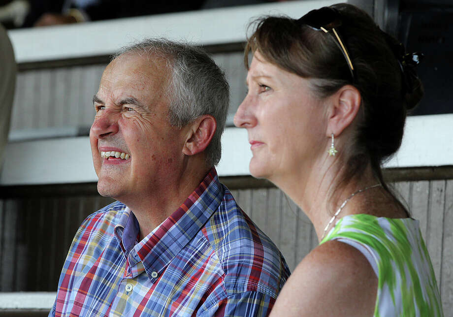 Were you Seen on Opening Day of the 150th season of thoroughbred racing at the Saratoga Race Course in Saratoga Springs on Friday, July 19, 2013? Photo: Joe Putrock/Special To The Times Union