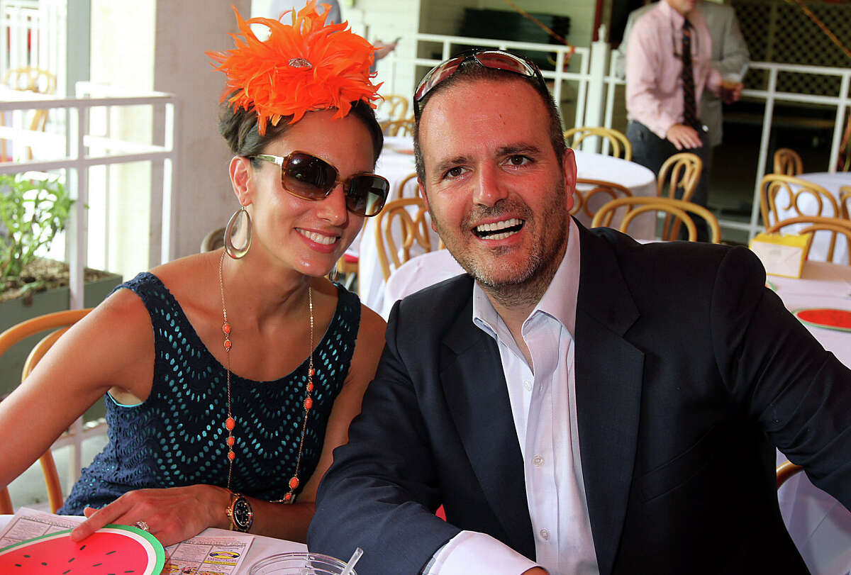 Were you Seen on Opening Day of the 150th season of thoroughbred racing at the Saratoga Race Course in Saratoga Springs on Friday, July 19, 2013?