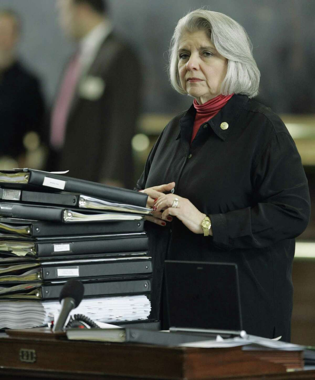 "Sen. Judith Zaffirini and her co-defendants are cited for ""gross mismanagement"" of the estate."
