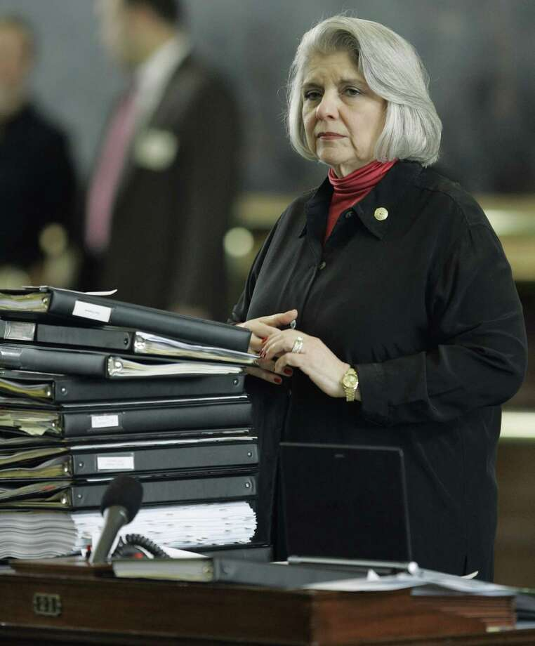 "Sen. Judith Zaffirini and her co-defendants are cited for ""gross mismanagement"" of the estate."