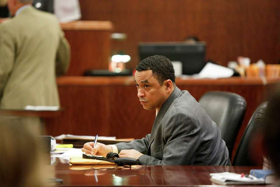 Obel Cruz-Garcia was imprisoned in Puerto Rico in a  kidnapping case when DNA from a rape kit linked him to the 1992 Houston home invasion and slaying. Photo: Eric Kayne, For The Chronicle / ©2013 Eric Kayne