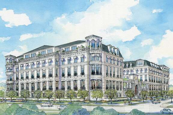 Four-story townhouses at Saint Honoré will start at $2.2 million.