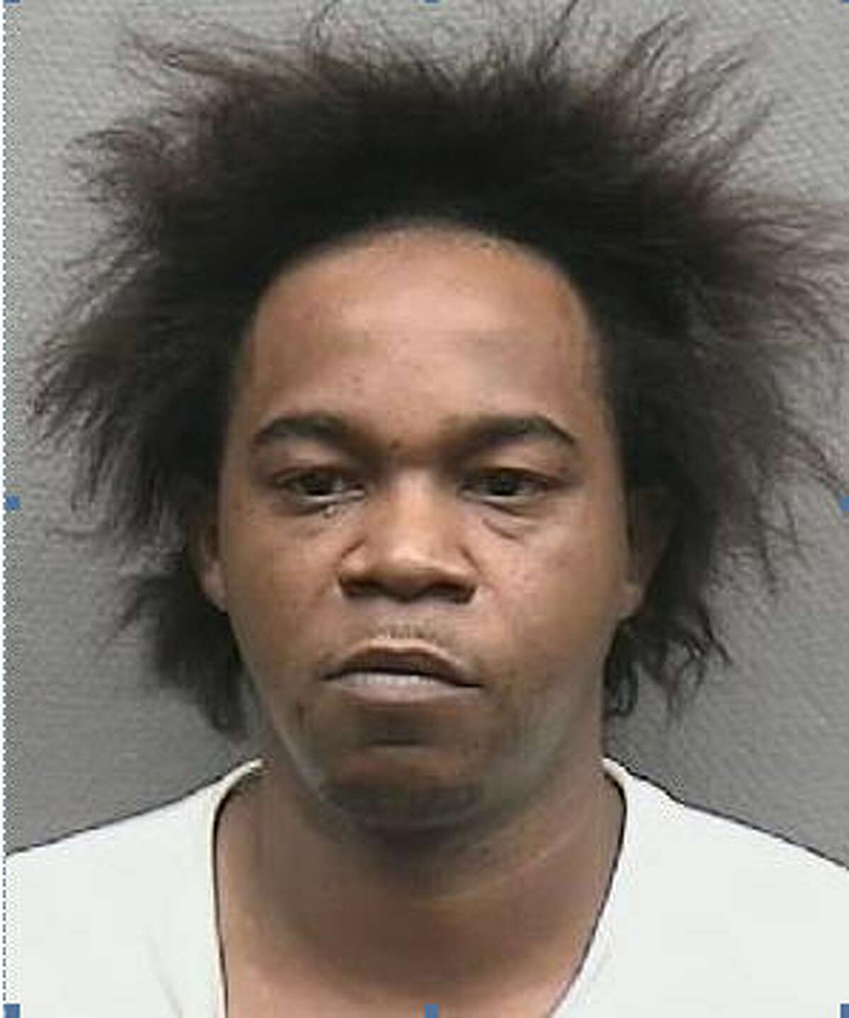 Walter Renard Jones, 31, is charged with injury to the elderly. He was arrested at a north Houston home where men said they were kept against their will.