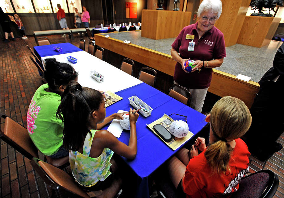 Art Quest Summer CampJune 17-July 31Stark Museum of Art409-886-2787Visit Website Photo: Randy Edwards
