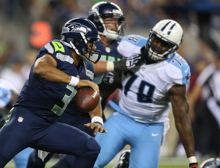 Week 6: Tennessee Titans at Seahawks Oct. 13 | 1:05 p.m. | CenturyLink Field | TV: CBS  Average resale ticket price (VividSeats.com): $208  Last they met: While the teams met in the preseason last year, they haven't played a regular game since Week 17 of the 2009 season, when the Titans beat the Seahawks 17-13 in Seattle on Jan. 3, 2010. It was an evenly matched game and Seattle led most of the way, until Tennessee RB Chris Johnson scored a 1-yard TD in the late fourth quarter. In 2013, this game will be a homecoming for Titans QB Jake Locker, who was a star at the University of Washington.  Photo: Otto Greule Jr, Getty Images / 2012 Getty Images