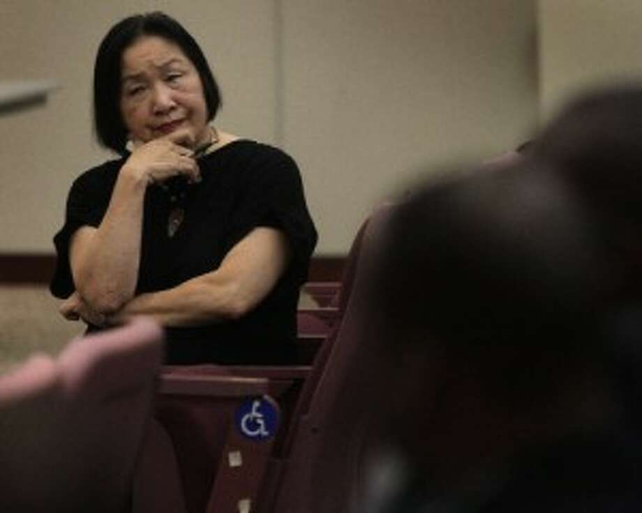 Mayor Jean Quan hoping new pact paves the way for labor peace. Chronicle photo by Paul Chinn