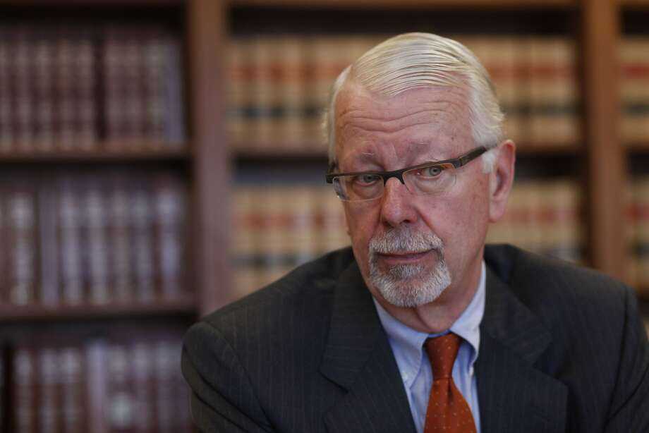 Judge Vaughn Walker, who heard the Prop. 8 case, didn't discuss his homosexuality publicly until after his retirement. Photo: Mike Kepka, The Chronicle